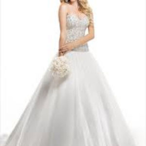 "Maggie Sottero ""Wendy"" wedding dress"